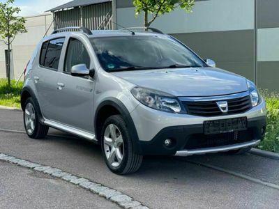 gebraucht Dacia Sandero Stepway Klima 8 Fach 1 Hand