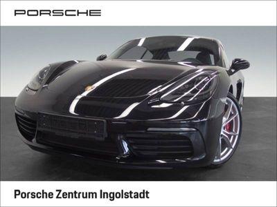 käytetty Porsche 718 Cayman S
