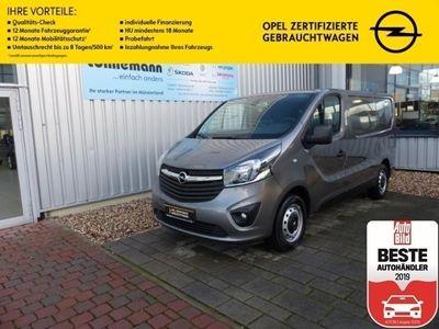 gebraucht Opel Vivaro Kastenwagen 1.6 CDTi L1H1, Navi, Parkpilot, Klimaanlage