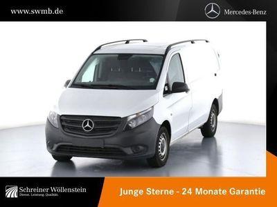 gebraucht Mercedes Vito 114 CDI KA *PDC*Klima*Temp*Vorrüstung Navi*