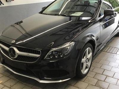gebraucht Mercedes CLS350 d 4MATIC Coupé AMG Sitzklima Designo