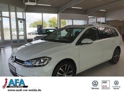 gebraucht VW Golf VII Var. 2,0 TDI Highline DSG RFK*ACC*LED