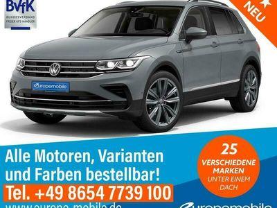 gebraucht VW Tiguan R-Line (D4) 2.0 TDI OPF DSG 4MOTION 200