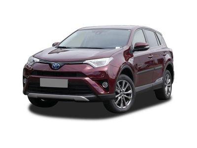gebraucht Toyota RAV4 2.5 Hybrid (Benzin/Elektro)