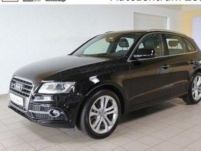 gebraucht Audi SQ5 3.0 TDI quattro Tiptronic, Navigation
