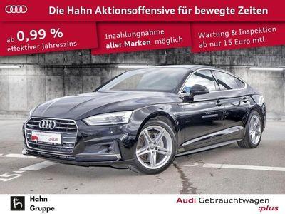 gebraucht Audi A5 Sportback S-line qu.S-trc EU6 Xen Navi ACC