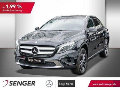 gebraucht Mercedes GLA250 SportUtilityVehicle SCORE!+PANO+BI-XENON