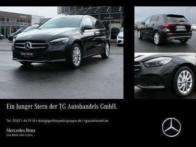 gebraucht Mercedes B200 Progessive NAVI.PREMIUM+AMBIENTE.LICHT+LED