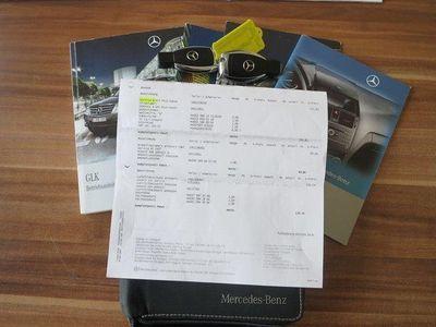 gebraucht Mercedes GLK320 CDI 4matic Teilleder Sport-Paket Int.PTS