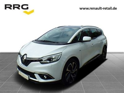 gebraucht Renault Grand Scénic IV TCe 160 EDC BOSE Automatik 7-Sit