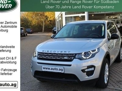 second-hand Land Rover Discovery Sport TD4 AUT PDC SICHTPAKET
