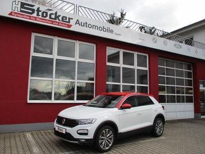 second-hand VW T-Roc 1.5 TSI Style, App-Connect, Parklenk, BT