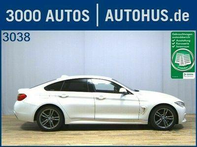 gebraucht BMW 418 Gran Coupé M-Sportpaket Navi Xenon HiFi als Sportwagen/Coupé in Gyhum/Bockel