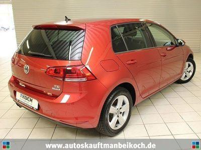 gebraucht VW Golf VII 1.4 TSI 5-t. Highline Navi Xenon SHZ