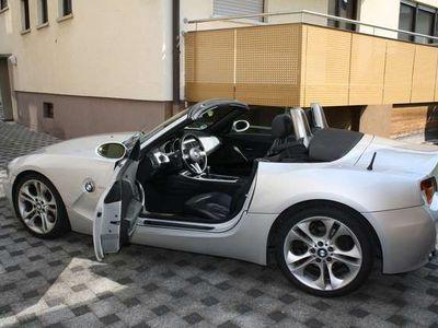 """gebraucht BMW Z4 roadster 3.0si + gr. Navi + 18"""" + M-Fahrwerk"""