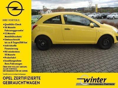 gebraucht Opel Corsa D, 1.2 LPG Selection ecoFlex