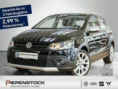 gebraucht VW Polo Cross Polo 1.0 TSI Navi+Sound Beats+PDC+Klima