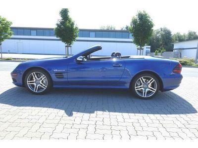gebraucht Mercedes SL55 AMG AMG Topzustand, 2.Hand