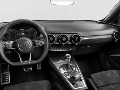 gebraucht Audi TT Roadster 45 TFSI quattro 180(245 NaviPlus LED A