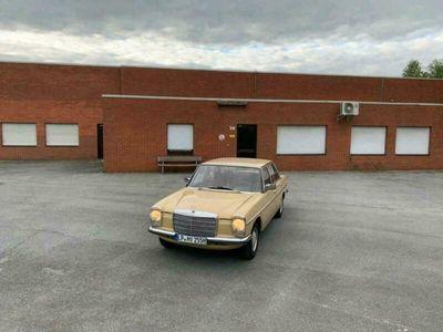 gebraucht Mercedes W115 Mercedes/8 230/4