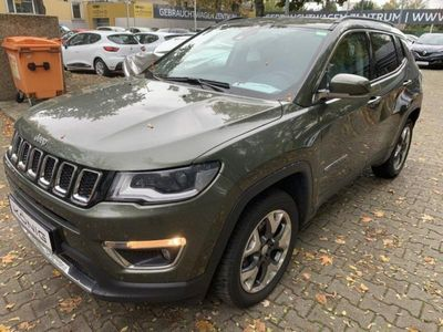 gebraucht Jeep Compass 2.0 MultiJet Limited 4WD EURO 6