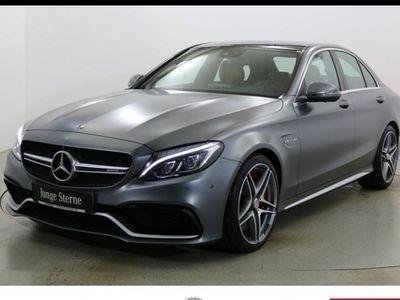 gebraucht Mercedes C63 AMG C 63