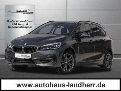 gebraucht BMW 218 Active Tourer i Sport Line // LED/Kamera/ Parkassistent