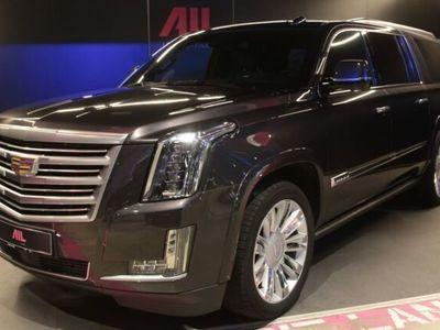 gebraucht Cadillac Escalade ESV Platinum 6.2 V8 AWD