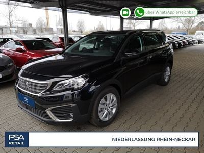 gebraucht Peugeot 5008 Active Business-Paket HDi130 *Navi *7Sitze, SHZ, EPH