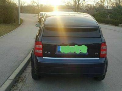 gebraucht Audi A2 1.4 als Kleinwagen in Scheäbisch Hall