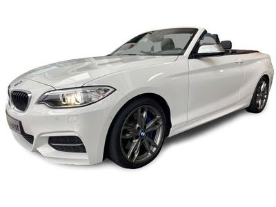 gebraucht BMW M240 xDrive Cabrio Navi Leder Innovationspaket Xenon