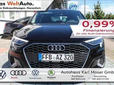 gebraucht Audi A3 Sportback 35 TFSI MJ21- LED*2-Zonen*SHZ*DAB+*SmartIF!!