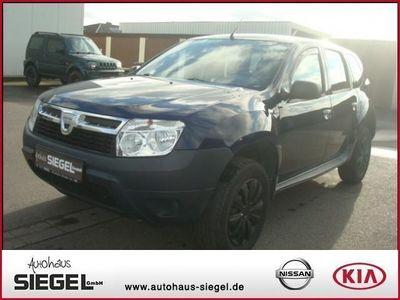 gebraucht Dacia Duster Basis 4x2*HUneu*AHK*Radio-CD