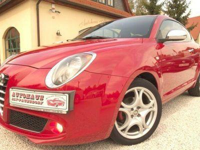 gebraucht Alfa Romeo MiTo Turismo 09l KlimaPDCBluetooth