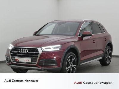 """gebraucht Audi Q5 2.0 TDI qu. sport, Matrix, Pano, Leder, AHK, 20"""""""