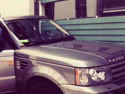 gebraucht Land Rover Range Rover Sport TDV6 HSE