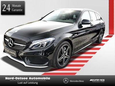 gebraucht Mercedes C43 AMG AMG 4M Navi AHK Kamera LED Sitzhzg PDC