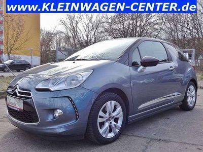 gebraucht Citroën DS3 1.6 SoChic Autom/Klimaa/Tempo/43Tkm
