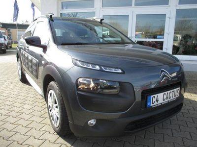 "gebraucht Citroën C4 Cactus BlueHDi 100 St&St Feel ""Navi & Kamera"""