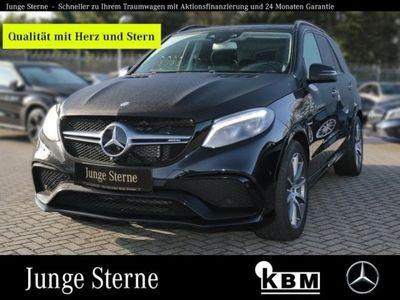 gebraucht Mercedes GLE63 AMG Mercedes-AMG4MATIC