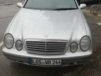 gebraucht Mercedes CLK230 Sport Kompessor