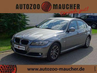 gebraucht BMW 318 i Automatik /AUX/USB/PDC/SHZ/Tempomat/AHK