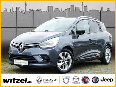 gebraucht Renault Clio GrandTour dCi 90 EURO 6 NAVI KLIMA ALU SHZ