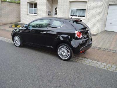 gebraucht Alfa Romeo MiTo Turismo (145),Navi.Tempomat