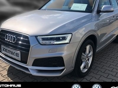 gebraucht Audi Q3 2.0 TDI S-tronic quattro S line sport+S line