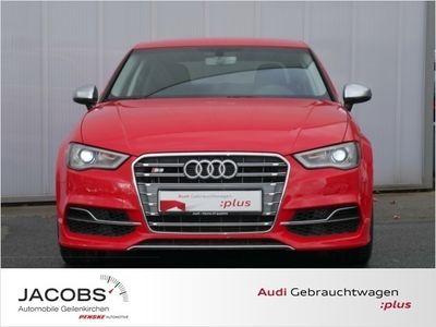gebraucht Audi S3 2.0 TFSI quattro S-tronic MMI Navi Plus, Einpar