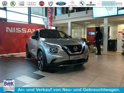 gebraucht Nissan Juke N-Design 1.0 DIG-T 114PS/84kW 6G 2021
