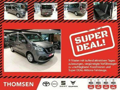 gebraucht Nissan NV300 Kombi 1.6 dCi L1H1,PREMIUM,8-Sitzer,AHK,Na