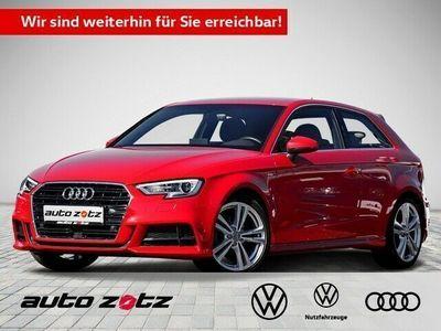 gebraucht Audi A3 Sport 3-Türer 1.4 TFSI 2x S line Navi+ ACC Virt