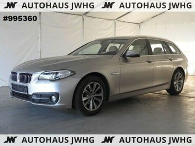 "gebraucht BMW 518 d T Xenon Navi Pro Tempo 17"" Park Ass Hifi"